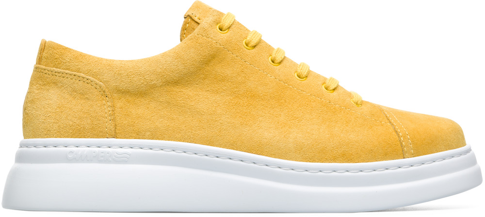 Camper Runner Up Amarillo Sneakers Mujer K200645-002