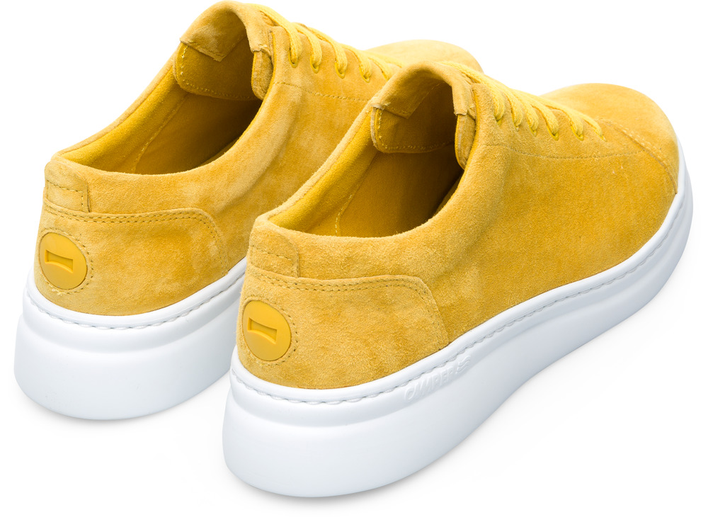 Camper Runner Up Jaune Baskets Femme K200645-002