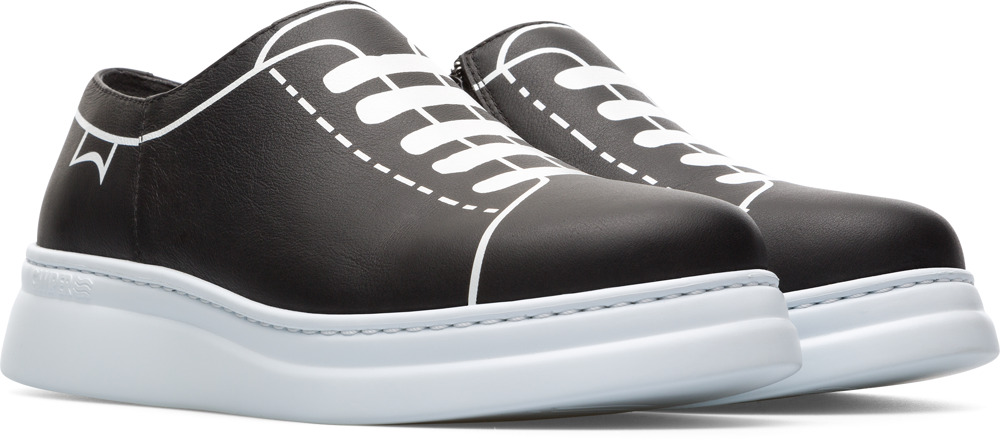 Camper Twins Negre Sneakers Dona K200653-001