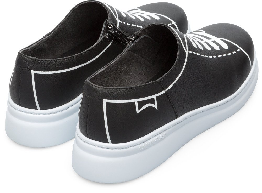 Camper Twins Black Sneakers Women K200653-001