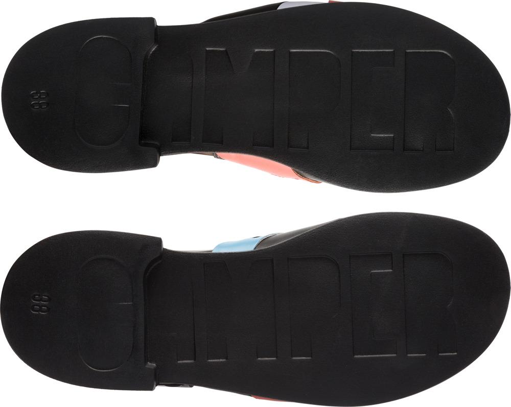 Camper Twins Multicolor Flat Shoes Women K200664-002