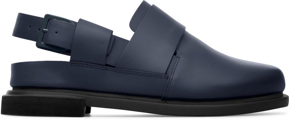 Camper Eda Azul Zapatos de vestir Mujer K200668-005
