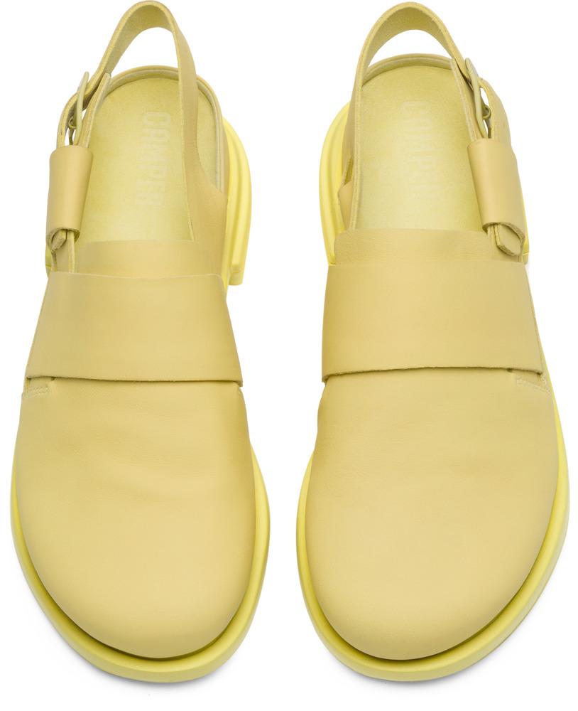 Camper Eda Jaune Chaussures habillées Femme K200668-007