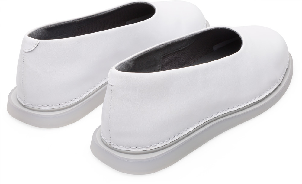 Camper Nixie White Casual Shoes Women K200671-002