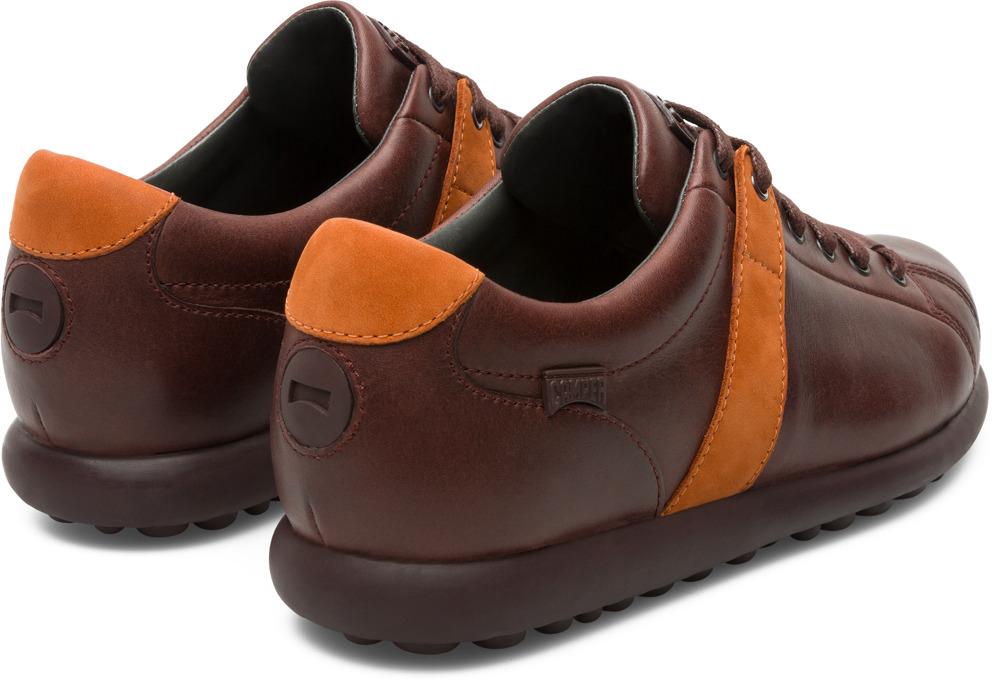 Camper Pelotas Burdeos Sneakers Mujer K200682-001