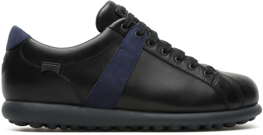Camper Pelotas Negro Sneakers Mujer K200682-003