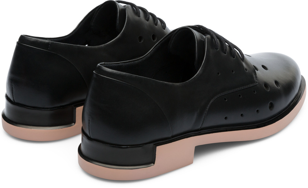 Camper Twins Black Formal Shoes Women K200686-002