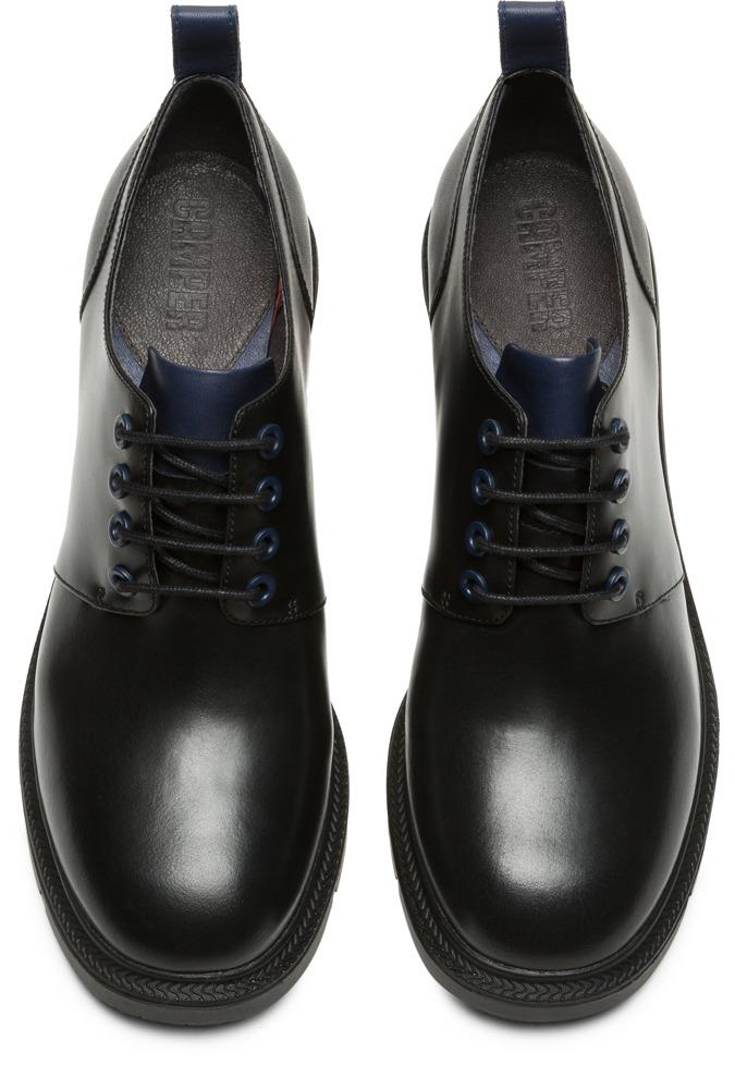 Camper Whitnee Negro Zapatos de vestir Mujer K200707-001