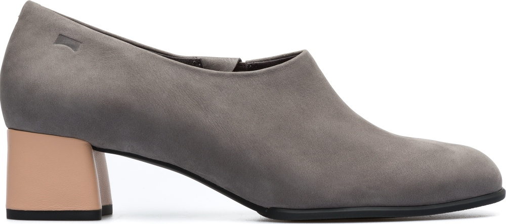 Camper Katie Grey Formal Shoes Women K200720-002
