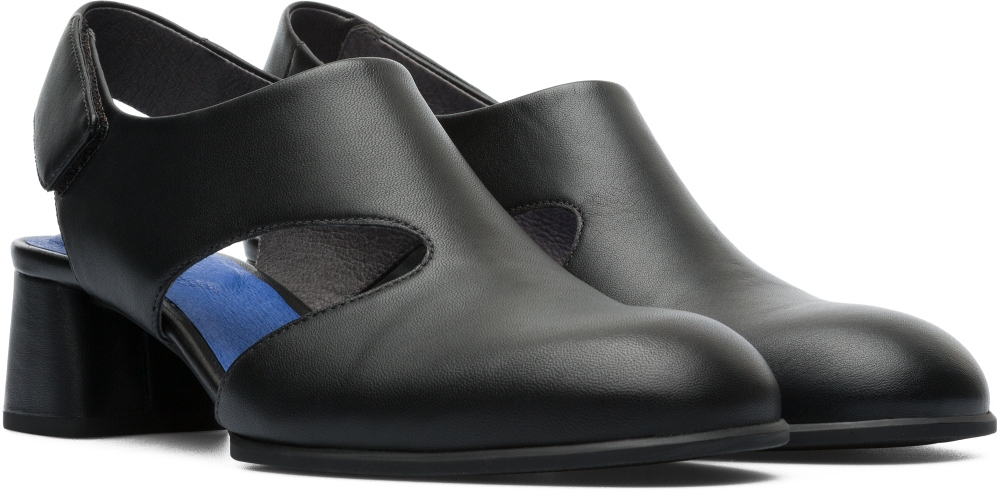 Camper Twins Black Formal Shoes Women K200722-001