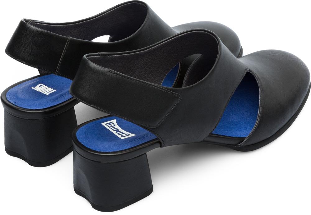 Camper Twins Black Formal Shoes Women K200722-001