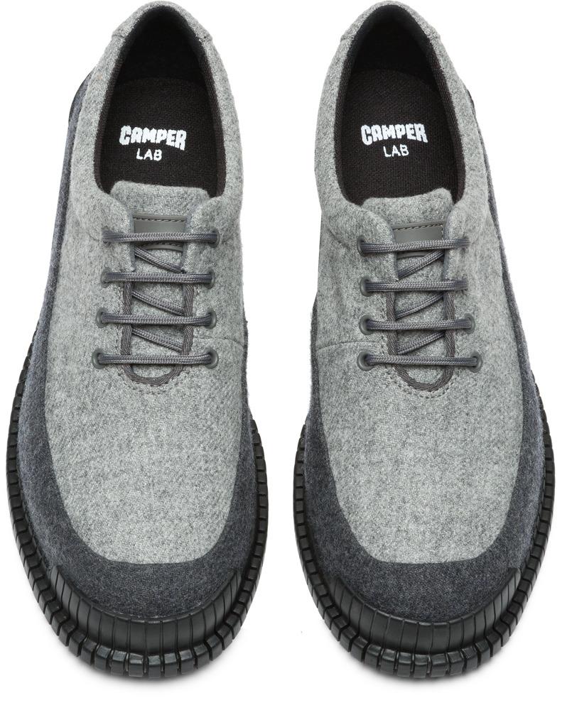 Camper Pix Gris Zapatos de vestir Mujer K200743-001