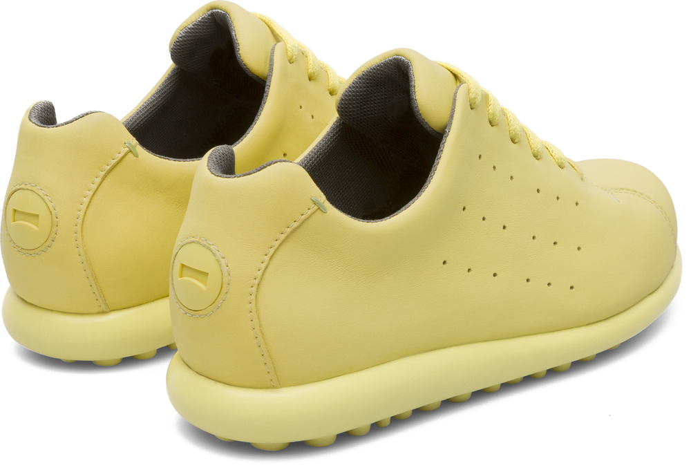 Camper Pelotas XLite Yellow Sneakers Women K200747-005
