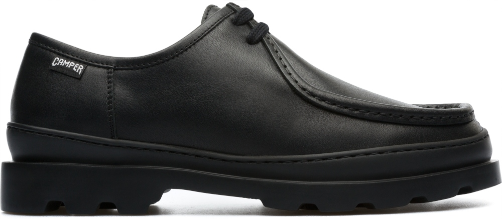 Camper Brutus Negro Zapatos Casual Mujer K200852-001
