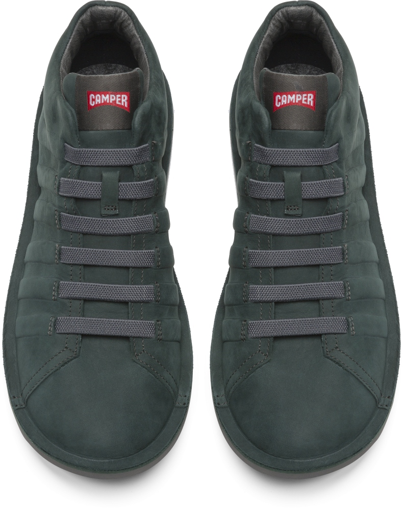 Camper Beetle Green Ankle boots Men K300005-006