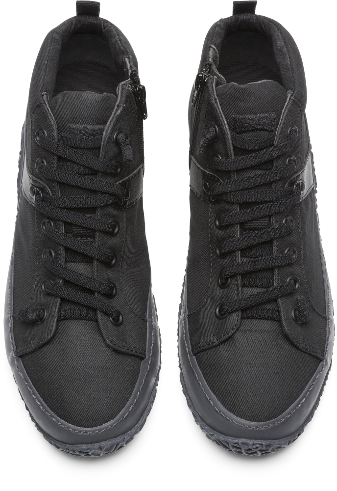 Camper Capas Black Sneakers Men K300011-002