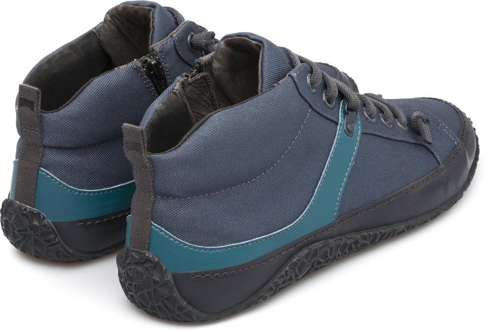 Camper Capas Gris Sneakers Hombre K300011-003