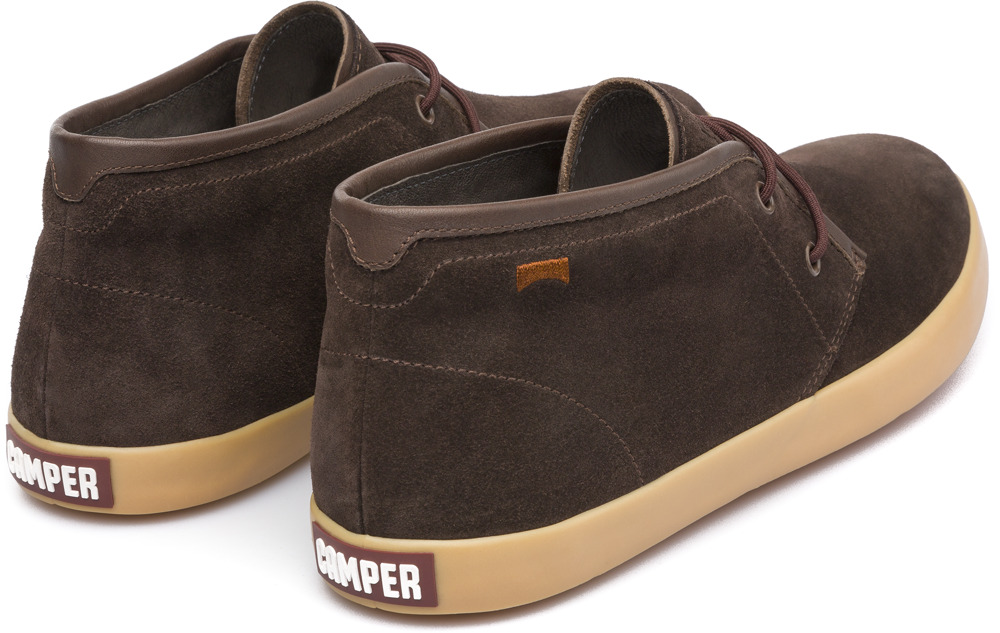 Camper Pursuit Marró Botins Home K300017-003