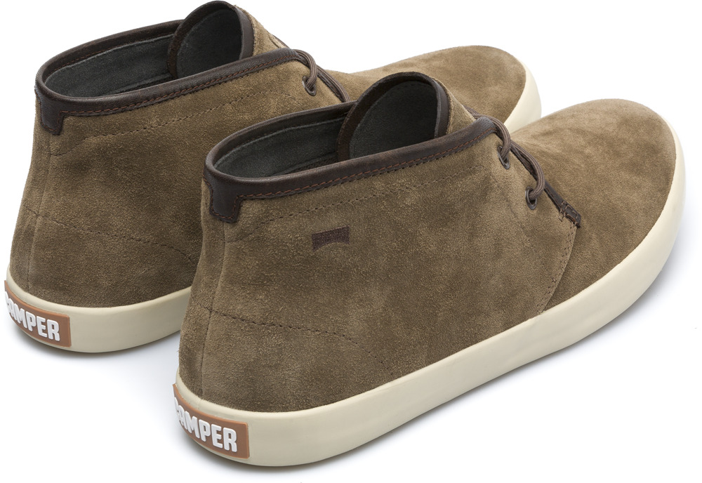 Camper Pursuit Marron Zapatos Casual Hombre K300017-008