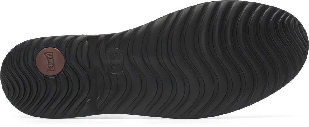Camper Morrys Black Ankle boots Men K300035-011