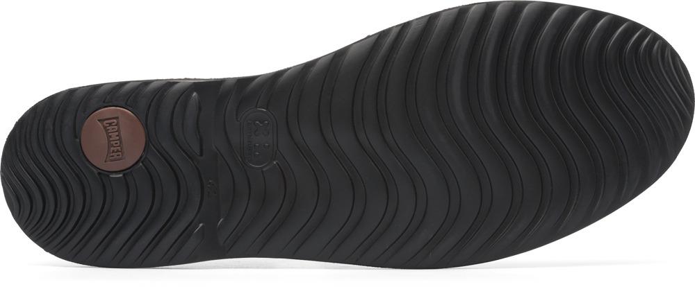 Camper Morrys Brown Ankle boots Men K300035-012