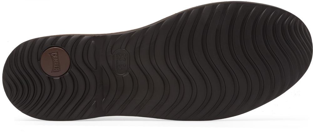 Camper Morrys Brown Ankle Boots Men K300035-021