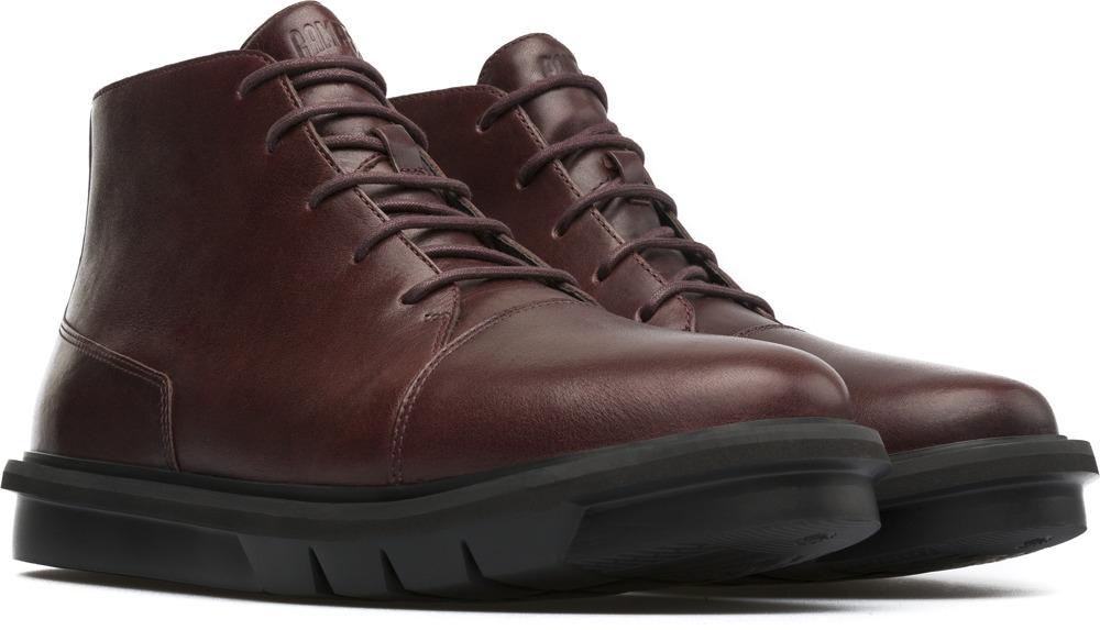 Camper Mateo Red Ankle boots Men K300061-004