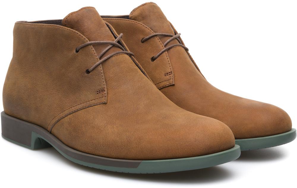 Camper Rebowie Brown Ankle boots Men K300064-003