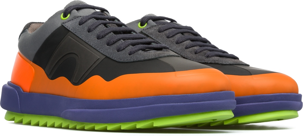 Camper Marges Grey Sneakers Men K300095-001