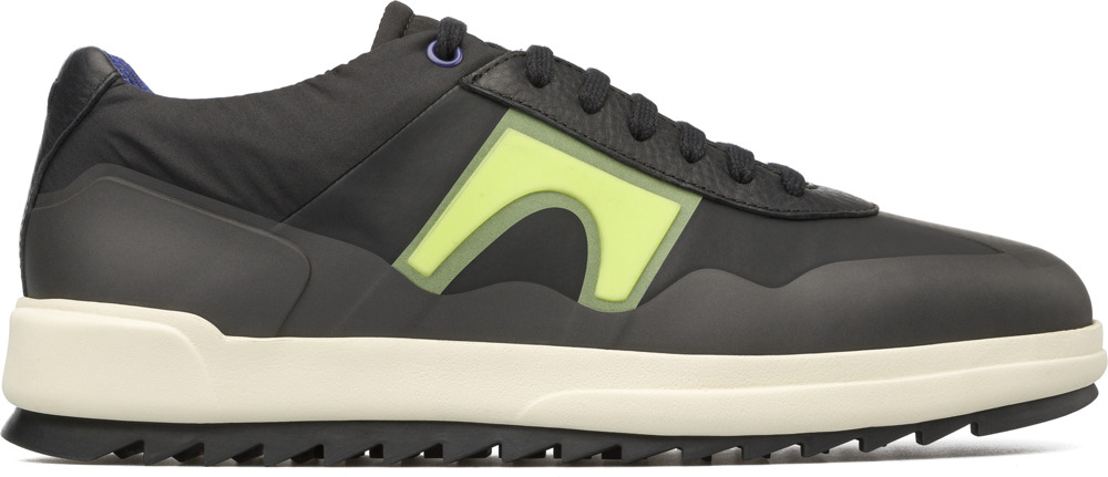 Camper Marges Negro Sneakers Hombre K300095-003