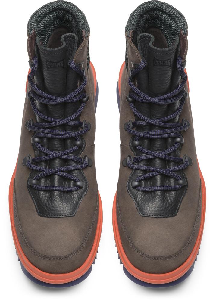 Camper Rex Brown Ankle boots Men K300096-002