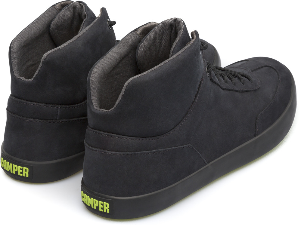 Camper Pursuit Black Sneakers Men K300117-002