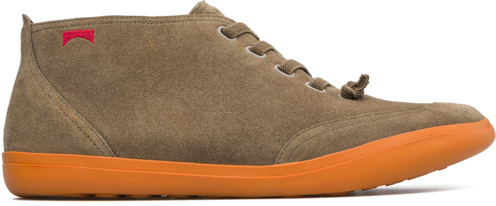 Camper Peu Slastic Brown Sneakers Men K300125-005