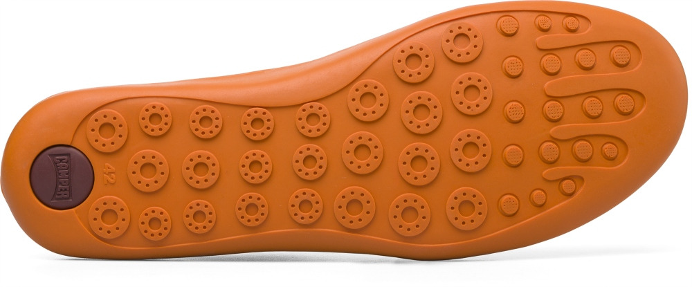 Camper Peu Slastic Brown Sneakers Men K300125-005