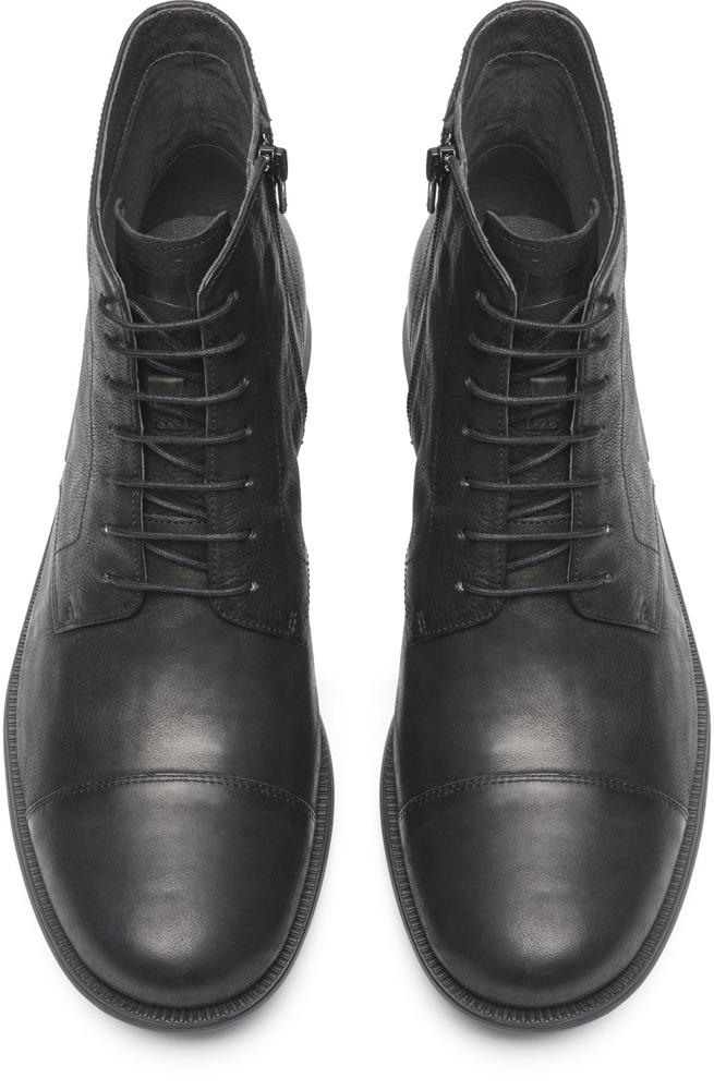 Camper Mil Black Ankle boots Men K300133-001
