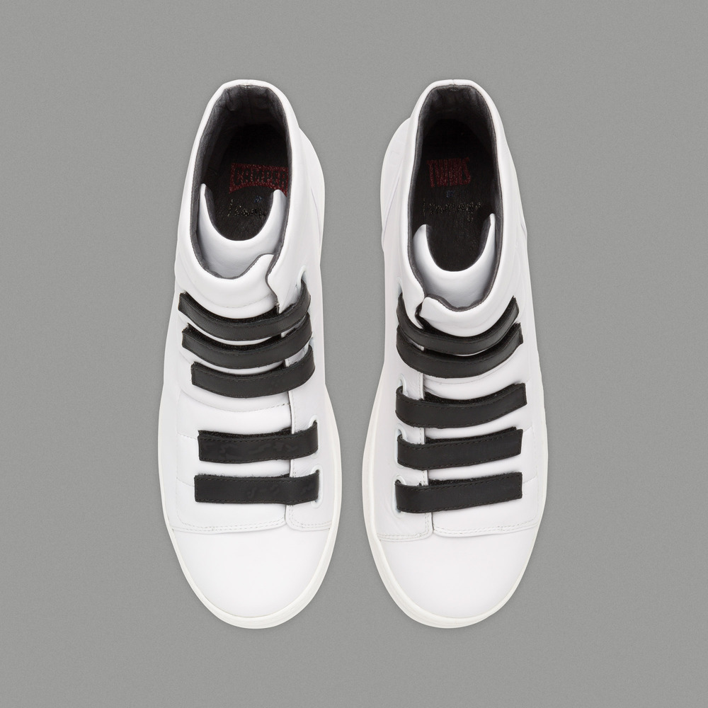 Camper Twins by Isamaya Blanco Sneakers Hombre K300158-001