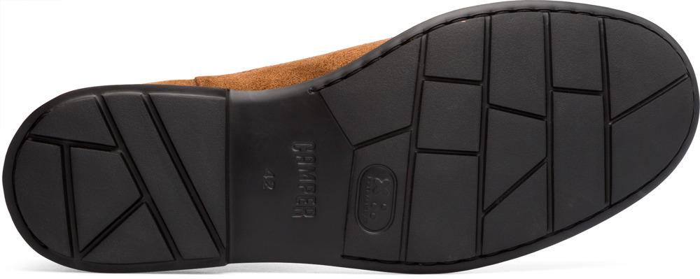 Camper Neuman Marron Zapatos de vestir Hombre K300170-006