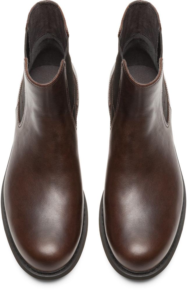 Camper Neuman Marron Zapatos de vestir Hombre K300170-007