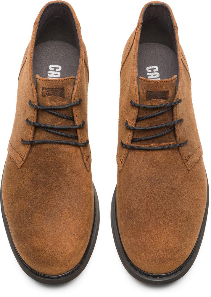 Camper Neuman Marron Zapatos de vestir Hombre K300171-008