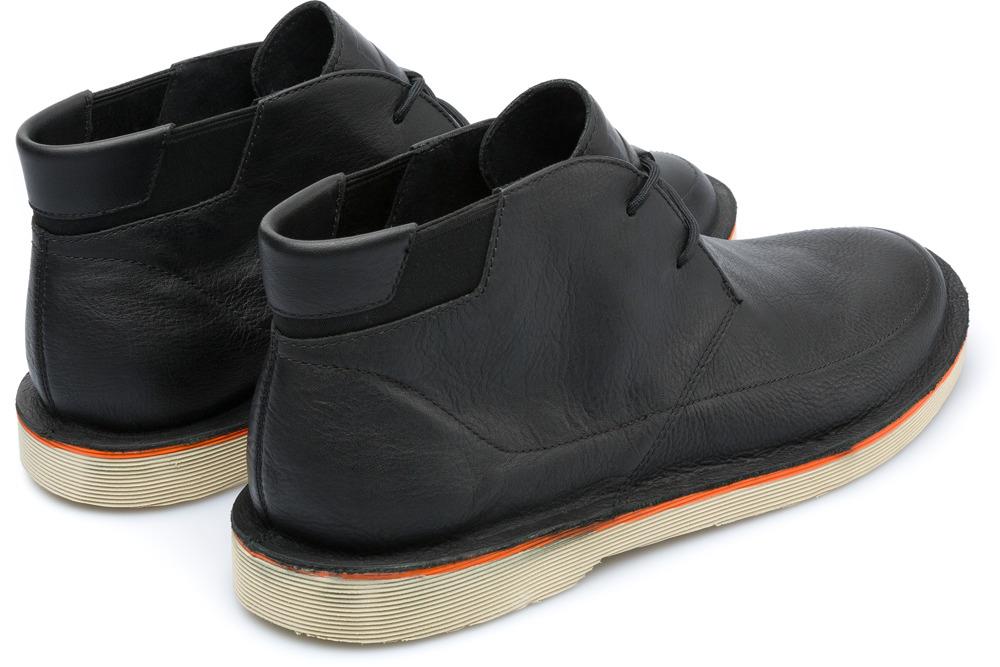 Camper Morrys Czarny Eleganckie buty Mężczyźni K300202-001