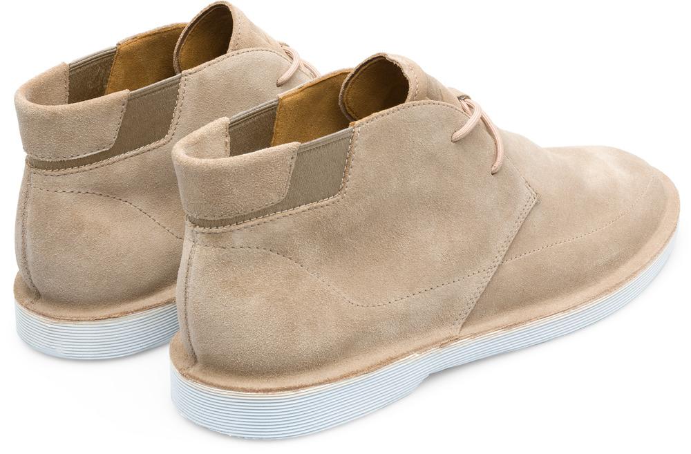 Camper Morrys Beige Zapatos de vestir Hombre K300202-002