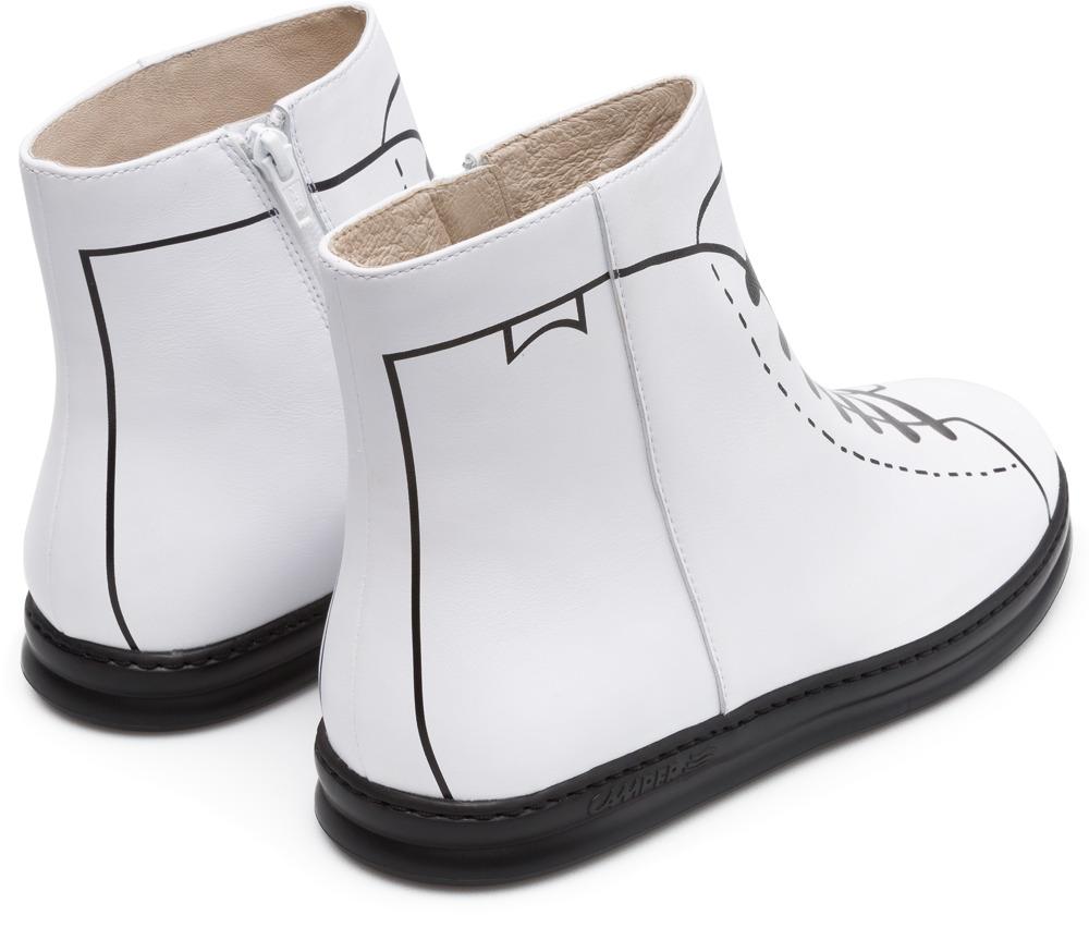 Camper Twins Wit Sneakers Heren K300210-001