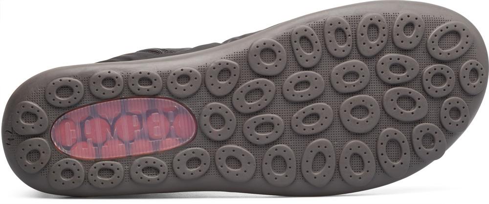Camper Peu Pista Negro Zapatos Casual Hombre K300233-001