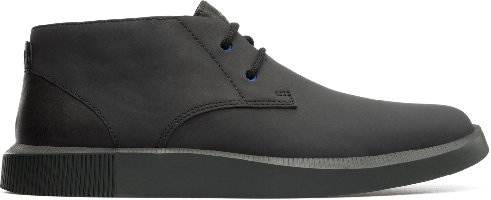Camper Bill Black Formal Shoes Men K300235-001