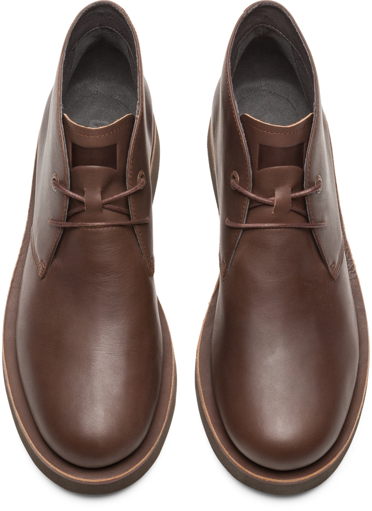 Camper Tyre Marron Chaussures habillées Homme K300242-004