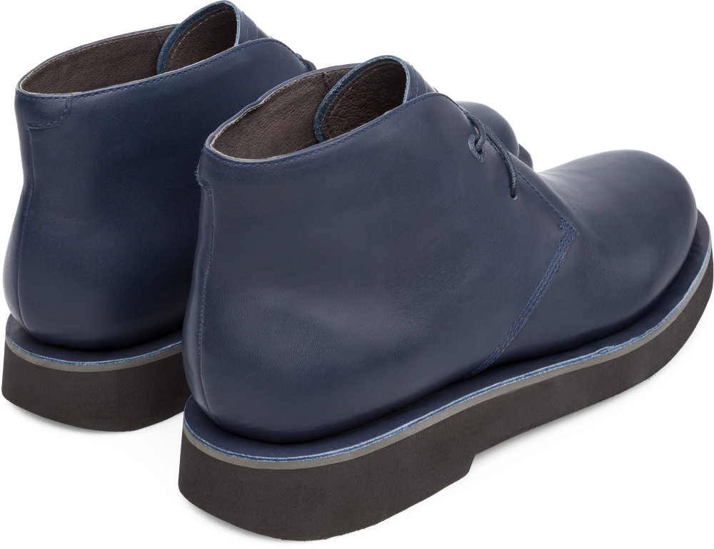 Camper Tyre Blue Formal Shoes Men K300242-005