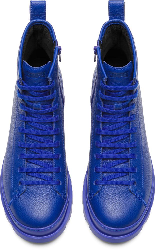 Camper Brutus Azul Zapatos Casual Hombre K300245-001