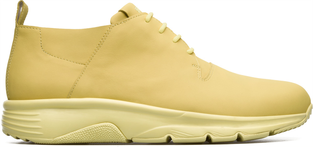Camper Drift Yellow Sneakers Men K300254-001