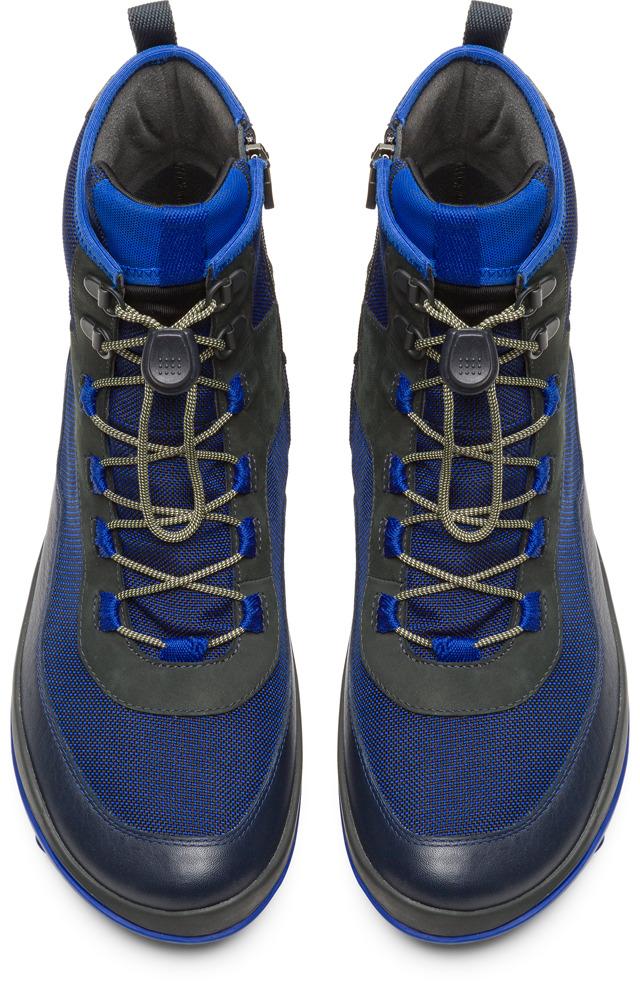Camper Peu Pista Multicolor Zapatos Casual Hombre K300255-002