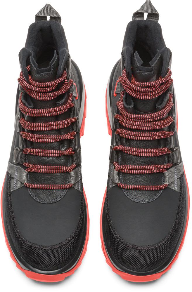 Camper Helix Negro Sneakers Hombre K300258-001